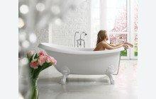 Aquatica nostalgia freestanding ecomarmor bathtub with stone legs 01 (web)