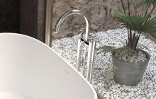 Aquatica Celine 108 Freestanding Bath Filler with Plastic Hose 07 (web)