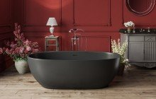 Aquatica Corelia Black Freestanding Solid Surface Bathtub 01 (web)