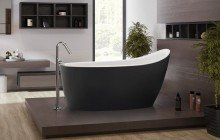 Aquatica Emmanuelle 2 Black Wht Freestanding Solid Surface Bathtub 02 (web)