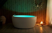 Aquatica pamela wht relax freestanding acrylic bathtub blue color web (web)