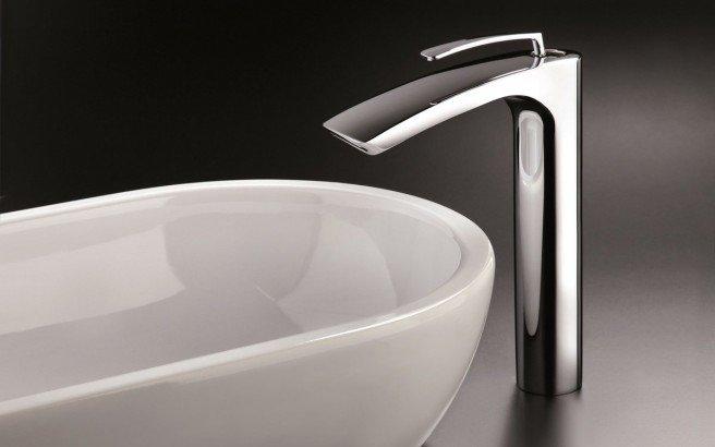 Bollicine 228 Sink Faucet Chrome by Aquatica (web) 01