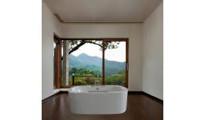 Aquatica PureScape 306 Freestanding Acrylic Bathtub