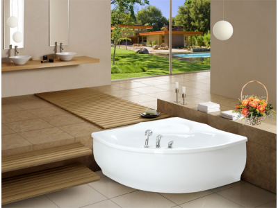 Corner bathtubs - Mini baignoire d angle ...